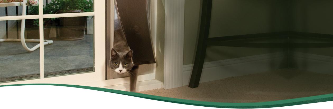 Sliding Door Inserts : Pet patio door panels sliding dog inserts