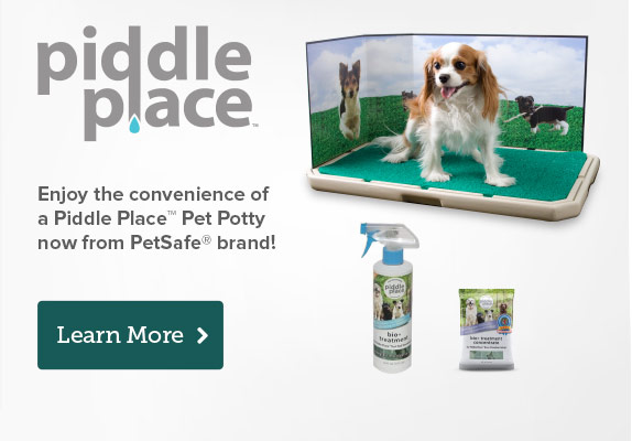 Piddle Place pet potty