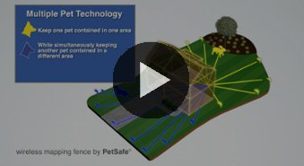 Wireless Mapping Fence Video