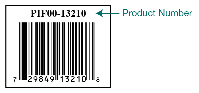 Bar Code Example