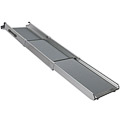 Telescoping dog ramp